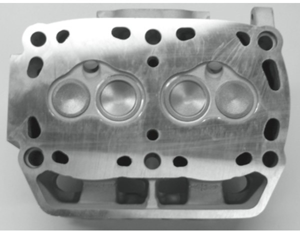 Cylinder head exchange