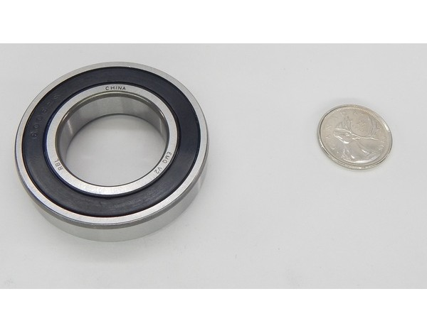 Economical ball bearing with seal