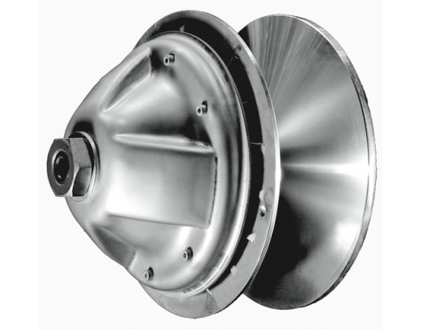 Straight shaft pulleys series 1100 and 6000