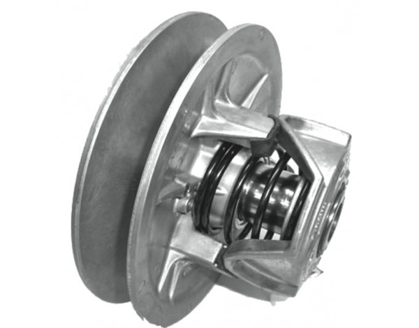 Straight shaft pulleys series 0600 and 5600
