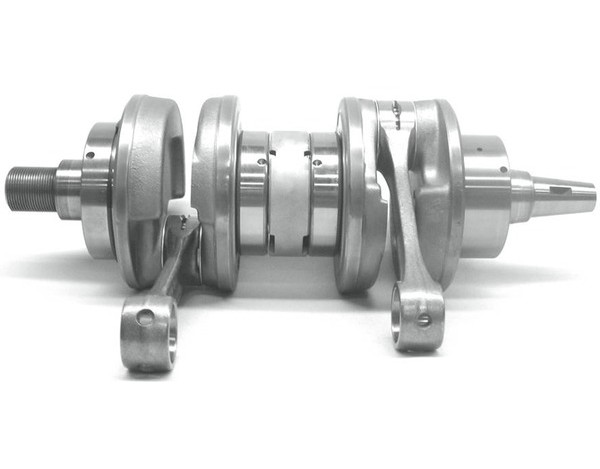 Rebuilt crankshafts